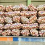 قیمت روز سیب زمینی همدان